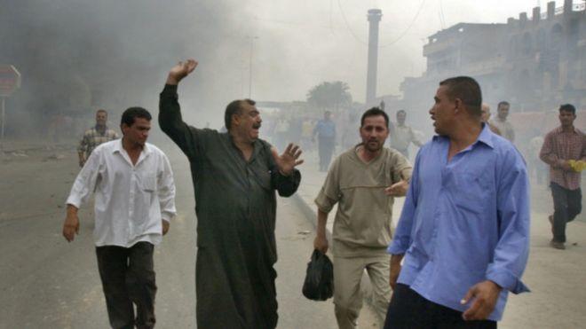 El Daesh atenta en un estadio de Irak y mata al menos a 27 personas
