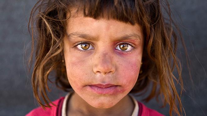 """Artículo de """"EL PERIÓDICO"""" sobre los niños sirios refugiados"""