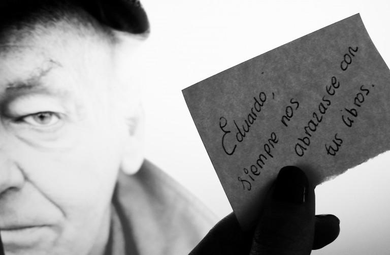 Hasta siempre; Galeano.