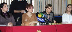 Rueda de prensa Alpedrete 16/11/16
