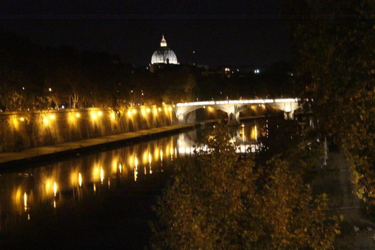 Roma al revés