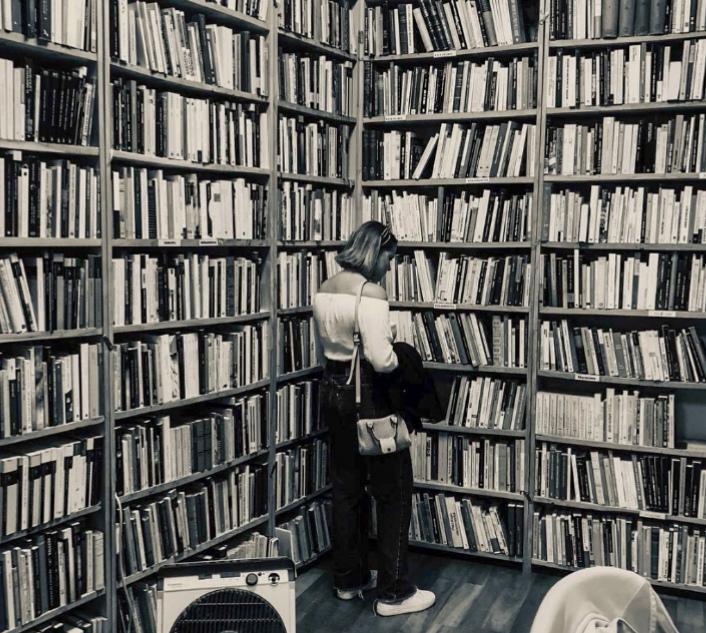 Librería-vintage